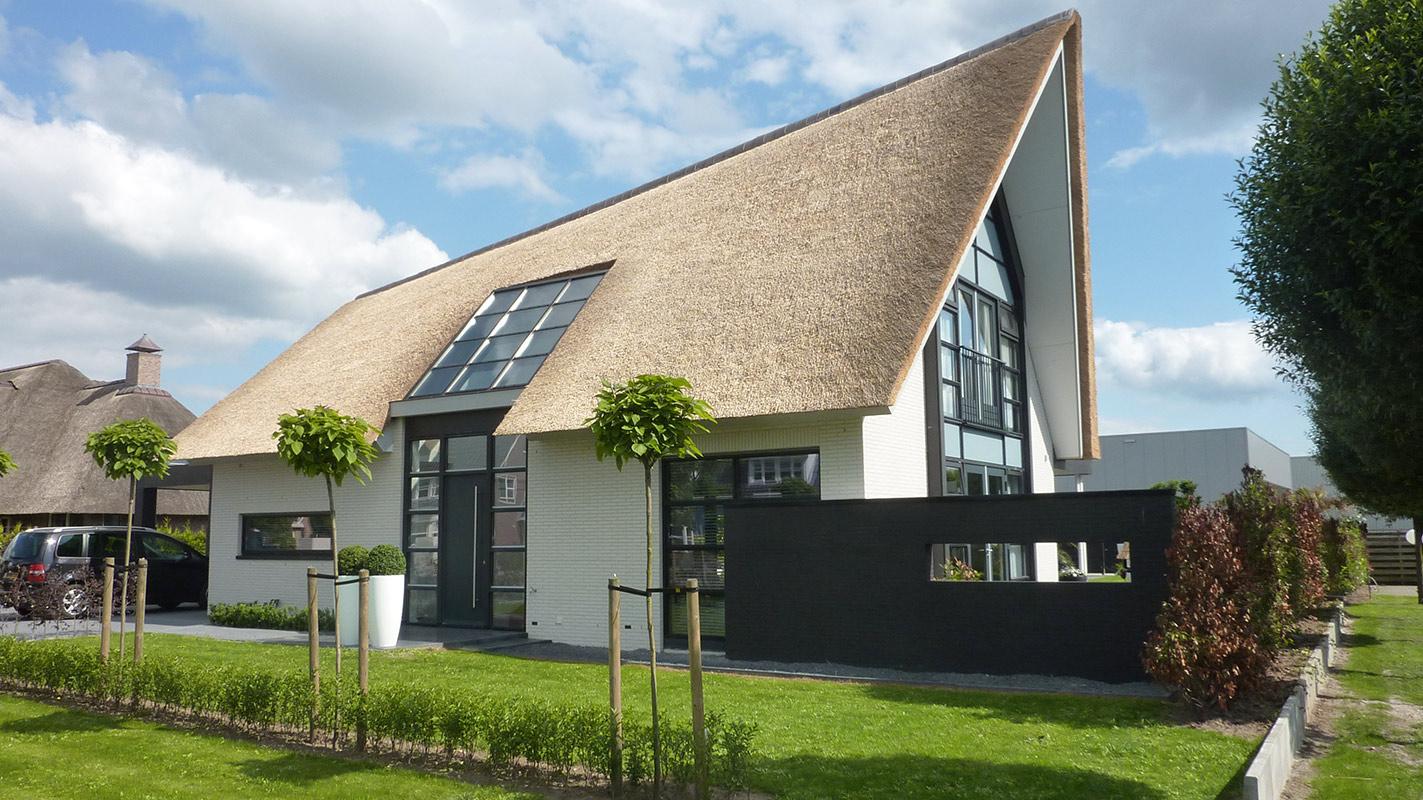 Kant en klare huizen amazing rohe with kant en klare for Prijzen nieuwbouw vrijstaande woning